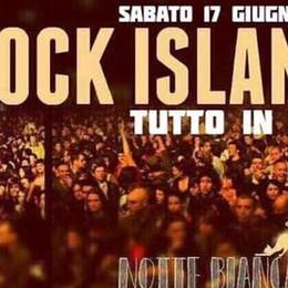 A Bottanuco tutto in una notte Torna il Rock Island Festival