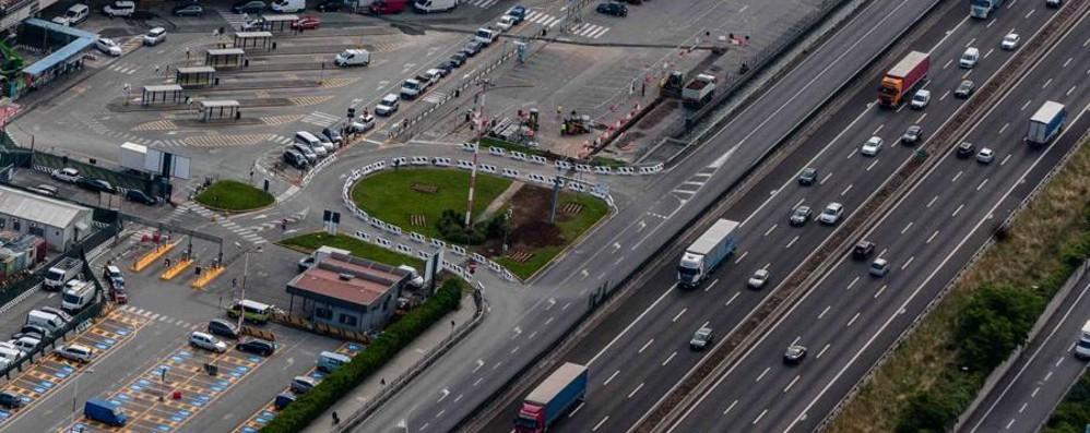 Aeroporto, cambia la viabilità Chiude il sottopasso da Grassobbio