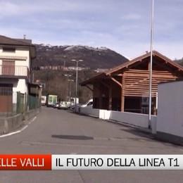 Tram delle Valli a Vertova, uno studio sul futuro