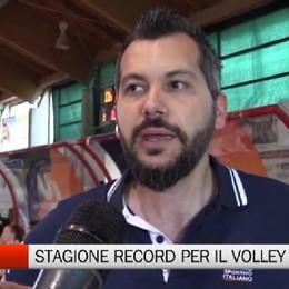 Csi - Stagione record per la pallavolo giovanile