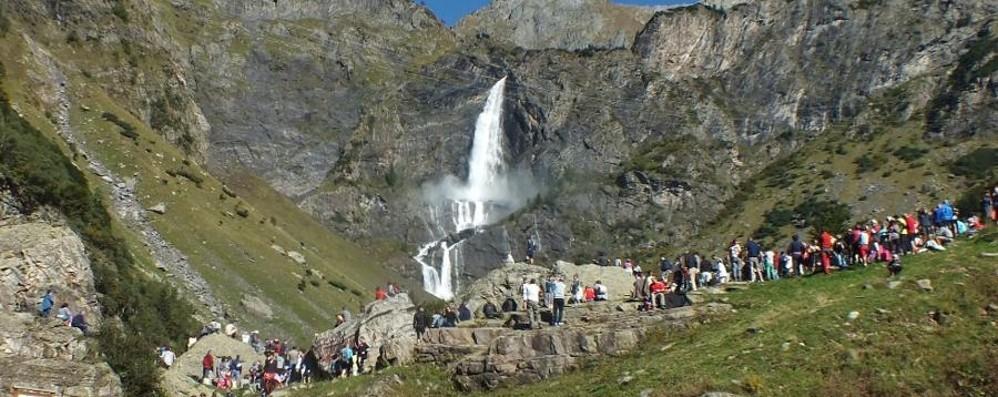 Dalla Norvegia alle cascate del Serio Band suonerà insieme all'acqua - Video