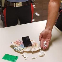 Medolago, spacciava coca Arrestato 32enne clandestino