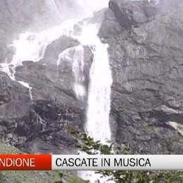 Valbondione - Dalla Norvegia per la musica alle cascate