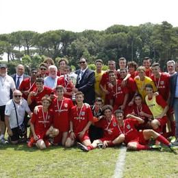 Virtus Bergamo, scudetto alla Juniores I bergamaschi sono campioni d'Italia