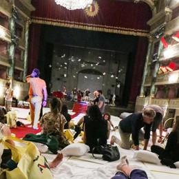 L'ultima notte a teatro - Foto Sogni magici al Donizetti - Video