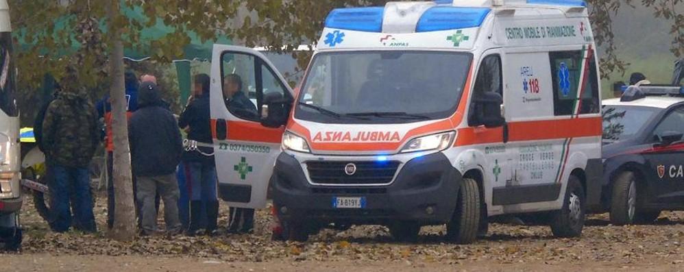 Scontro tra furgone e tir a Pavia, due morti Disabile ferito portato al Papa Giovanni