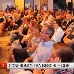 Confronto a Longuelo, dialogo tra il Vescovo Beschi e il Sindaco Gori
