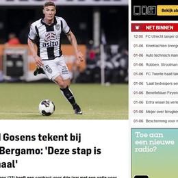 Robin Gosens all'Atalanta? In Olanda parlano già di firma