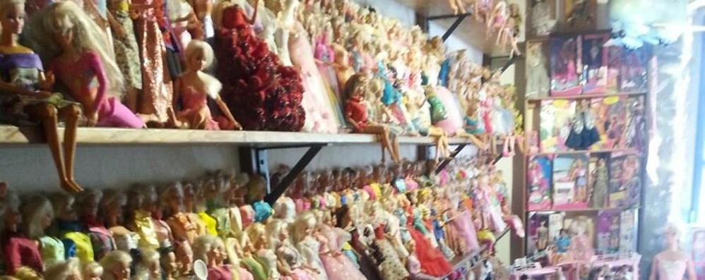 Bruna e la casa delle bambole Ce ne sono ben 6.000 a Lenna