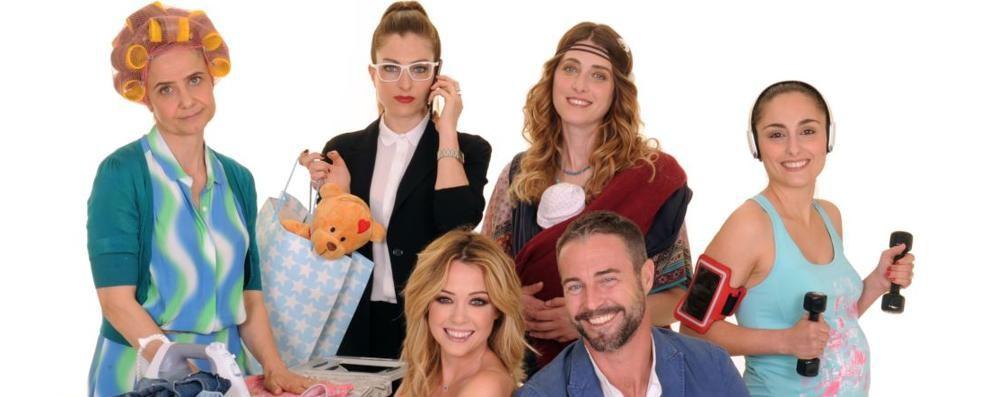 In tv quattro mamme bergamasche La puntata mercoledì sera su Fox Life