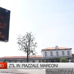 Da luglio telecamere accese in Piazzale Marconi
