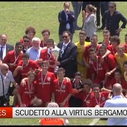 Juniores Nazionali, Virtus Bergamo campione d'Italia