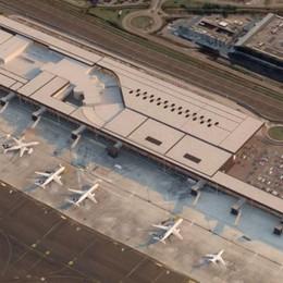 Orio, l'aeroporto diventa più grande Per il 2020 terminati gli ampliamenti