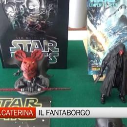 Bergamo, il FantaBorgo regno del fantastico e del fumetto