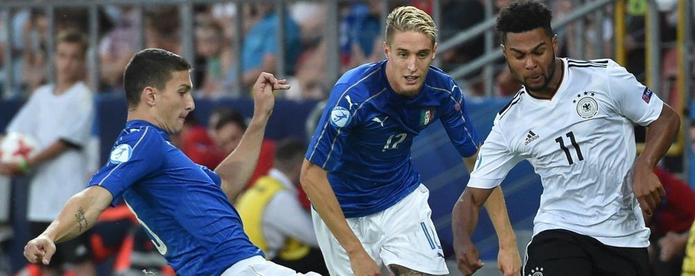 Under 21, grande impresa dell'Italia Batte la Germania e va in semifinale