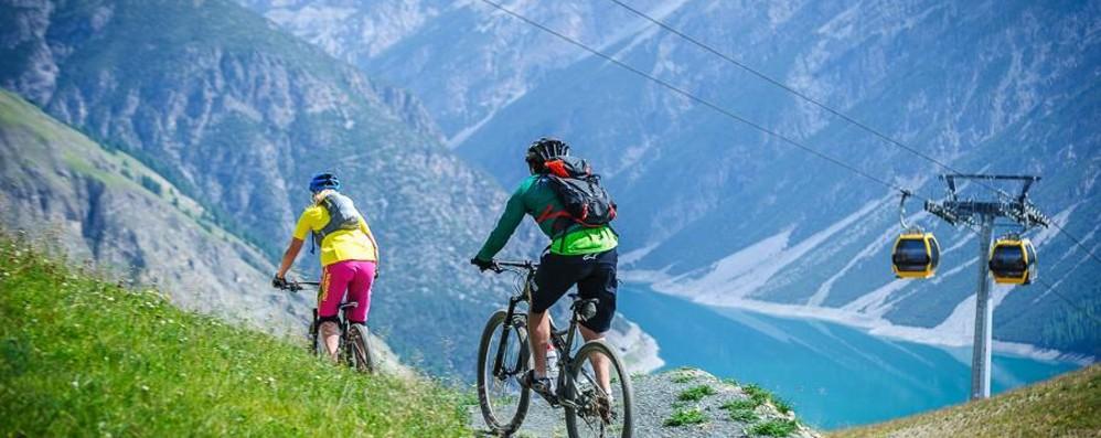 Bikers, Aquagranda, gourmet Tutti i gusti dell'estate di Livigno