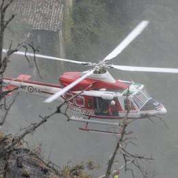 Atterraggio d'emergenza nel Biellese per un piper partito dalla Bergamasca