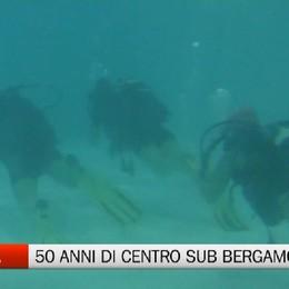 I 50 anni del Centro Sub Bergamo