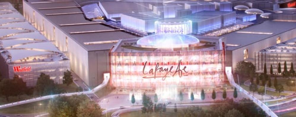 Lo shopping center più grande d'Europa Sorgerà a Segrate e sarà firmato Percassi