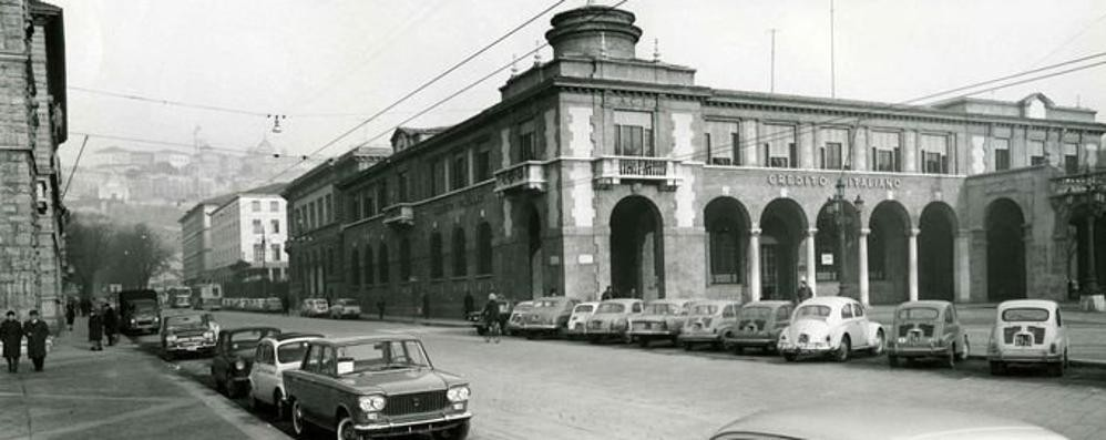 Quei «rombanti» anni Sessanta tra  viale Roma e piazza Vittorio Veneto