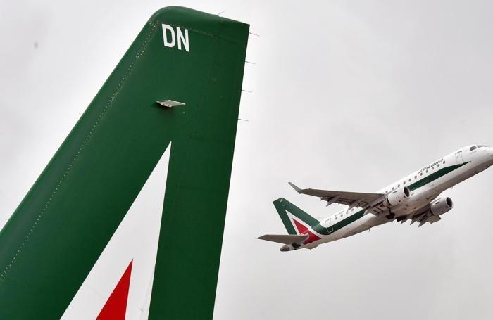 Alitalia: o