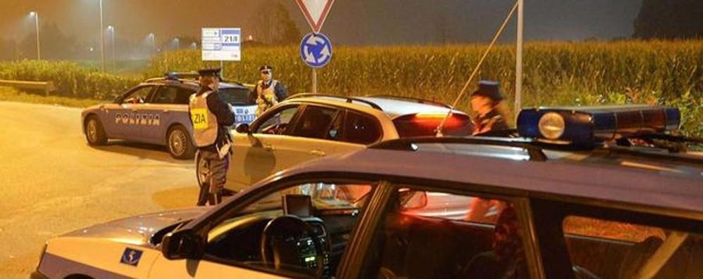 Drogometro, contro lo sballo alla guida  A Bergamo 1 su 5 positivo al controllo