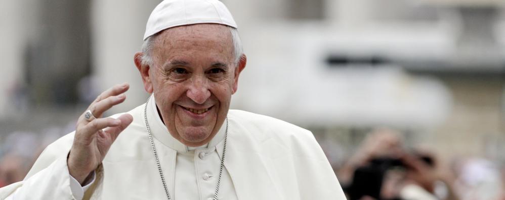Il Papa: «Serve patto sociale per il lavoro I giovani hanno il diritto di lavorare»