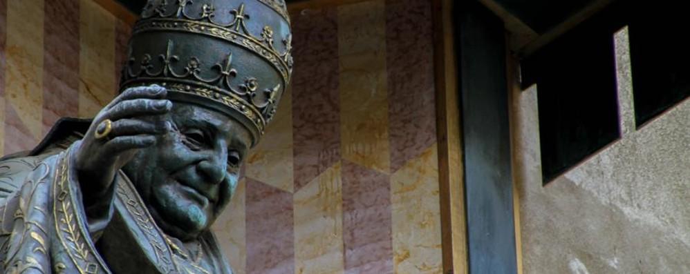 Papa Giovanni XXIII torna a Bergamo Evento storico, saranno 15 giorni di festa