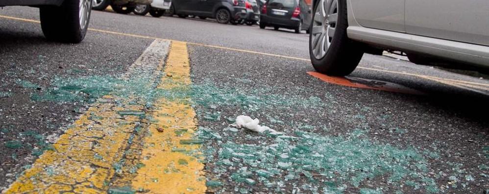 Ubriaco svaligia auto a Verona Arrestato ladro in trasferta da Bergamo