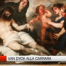 Arte - Van Dyck alla Carrara
