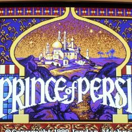 Videogiochi e nostalgia canaglia Vi ricordate «Prince of Persia»?