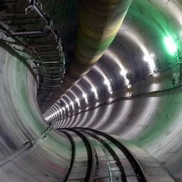 Sarà la galleria più lunga del mondo Brennero, i conci made in Bergamo