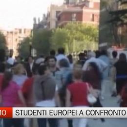 Bergamo - Studenti europei a confronto