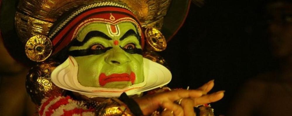 Città Alta, continua Arcate d'Arte Tra teatro indiano e «00 residency»