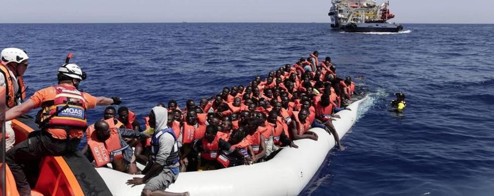 L'indifferenza dell'Europa L'eroismo dell'Italia