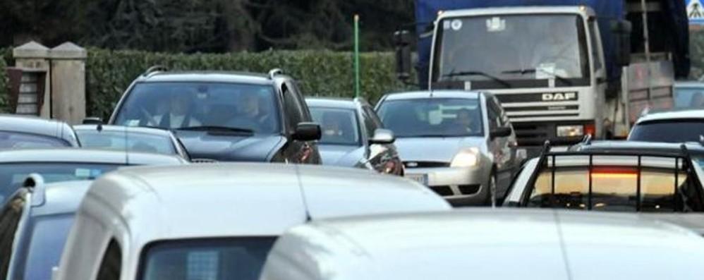 Maltempo, riaperta la Bergamo-Lecco Emergenza traffico si sta normalizzando
