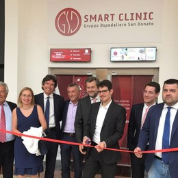 Visite ed esami ad Oriocenter Sbarca la «Smart Clinic»