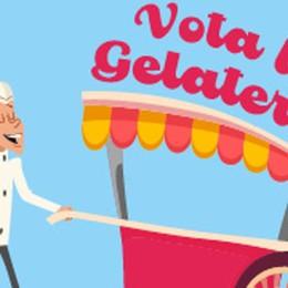 Vota la tua gelateria preferita con L'Eco  Spedisci il coupon e manda la foto