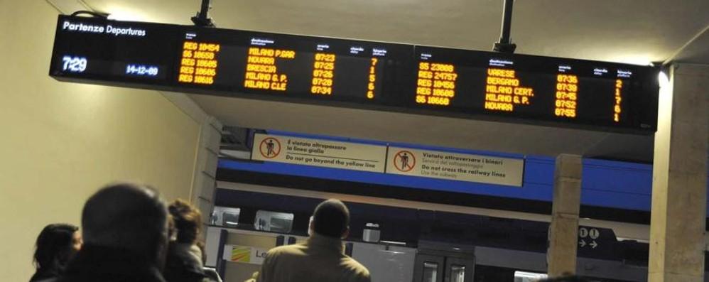 Treni e fermate a Treviglio Ovest I pendolari bergamaschi fanno chiarezza