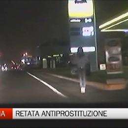 Zingonia, retata antiprostituzione