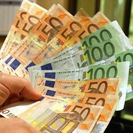 Classifica dei redditi, Bergamo crolla La lunga scia della crisi: -2,93%