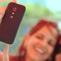 Perdere le foto sul cellulare? Che stress Quasi meglio rompere col partner...