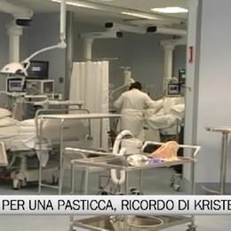 In coma per una pasticca di ecstasy, grave 18enne. Il ricordo della mamma di Kristel