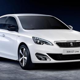 Nuova Peugeot 308: offensiva tecnologica