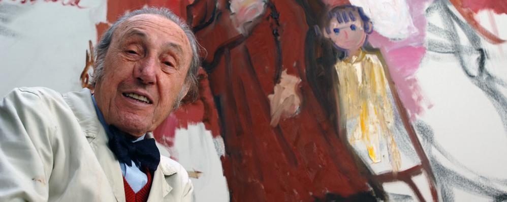 È morto a cento anni Trento Longaretti Se ne va un pezzo di storia - Foto e Video