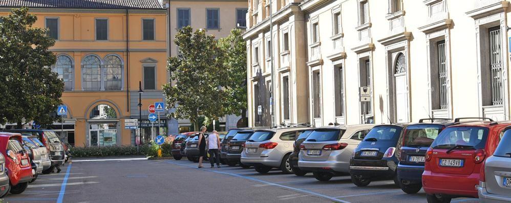C'è posto in via Mario Bianco? Te lo dice il parcheggio «intelligente»