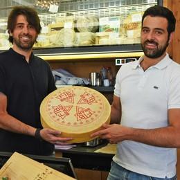 Premio per il «Bù cheese bar»  Menzione speciale  agli Oscar green
