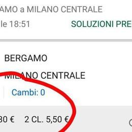 Treni su Milano, torna la 1° classe Trenord risponde: scelta commerciale