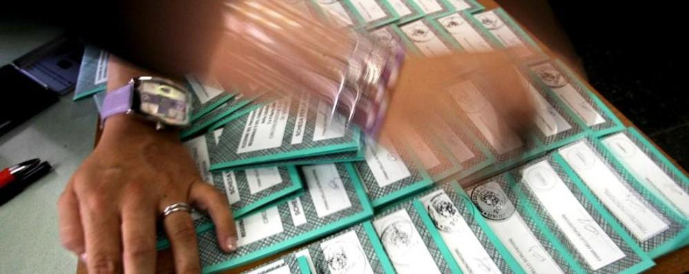 Domenica 9 milioni di italiani al voto Nella Bergamasca sono 21 i Comuni