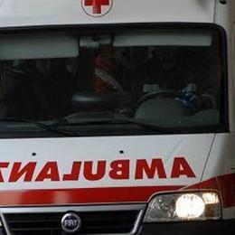 Si sente male mentre è fermo allo stop Ciserano, grave un 75enne di Lurano